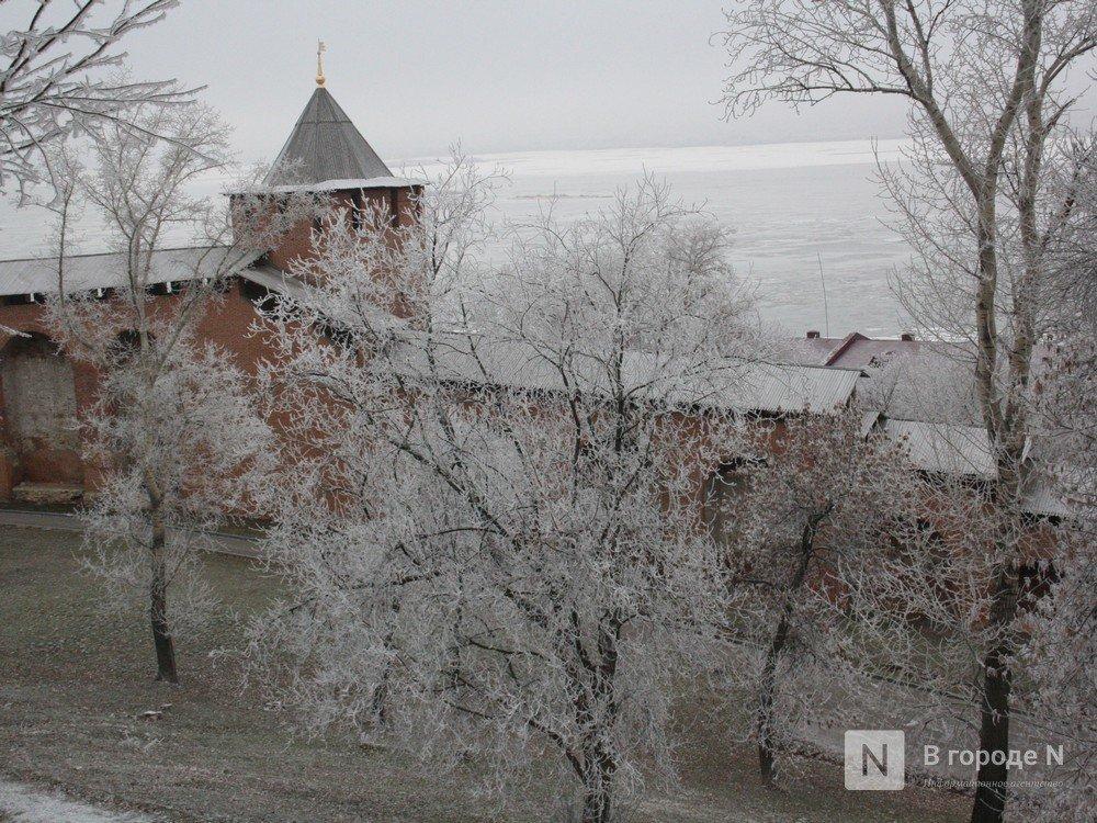 Легкий мороз и снегопады ждут нижегородцев в выходные - фото 1