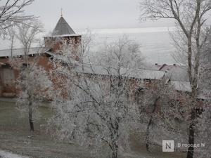 Температурные качели от -15°С до +1°С ждут нижегородцев на этой неделе