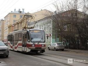 Трамвайное движение по двум путям сохранится на улице Ильинской