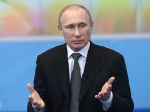 Владимир Путин еще не обзавелся смартфоном