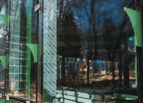 Установка витражей началась на павильонах в нижегородском парке «Швейцария» - фото 2