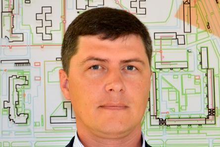 «Пуск теплоснабжения осуществляется одновременно во всех районах города», — заместитель технического директора «Теплоэнерго» Игорь Купцов