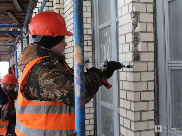 Инъекция для стен: как идет реставрация фасада нижегородской фабрики «Маяк» - фото 49