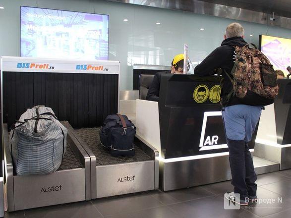 «Антикоронавирусные» кабины для багажа появились в нижегородском аэропорту - фото 14