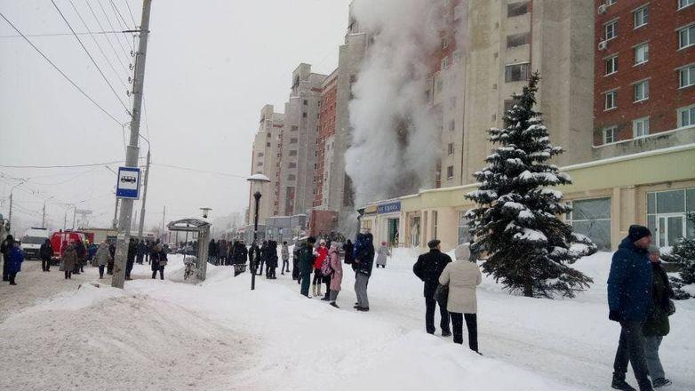 Бытовой газ взорвался в девятиэтажке в Канавинском районе - фото 4