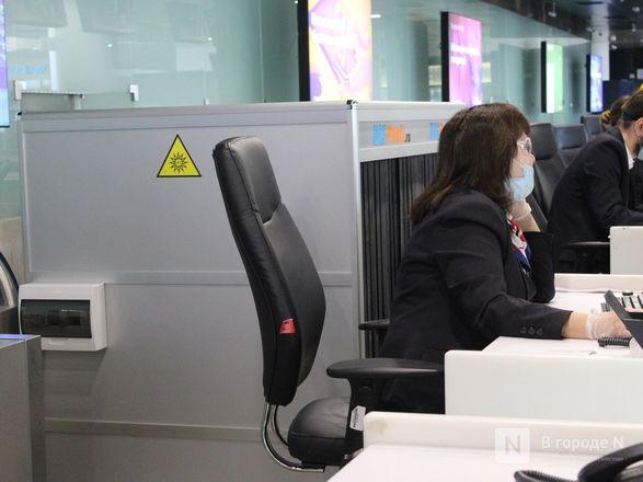«Антикоронавирусные» кабины для багажа появились в нижегородском аэропорту - фото 19