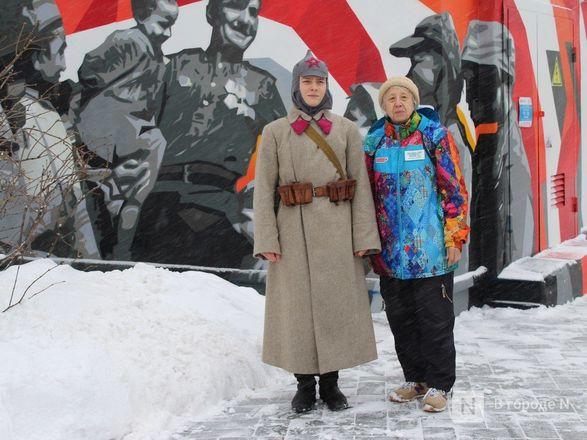 Стрит-арт в честь 75-летия Победы создали в кремле нижегородские художники - фото 20