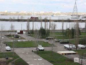 Пять вариантов места для установки стелы «Город трудовой доблести» предложили нижегородцам