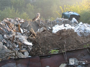 Свалку строительного мусора в Ближнем Борисове убрали по решению суда