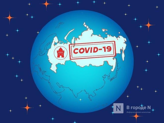 285 новых случаев заболевания коронавирусом в Нижегородской области выявлено за сутки - фото 1