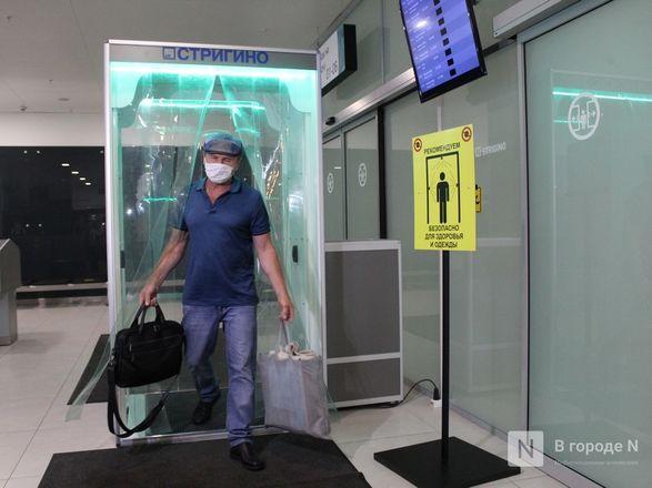 Уникальные дезинфекционные тоннели появились в нижегородском аэропорту - фото 11