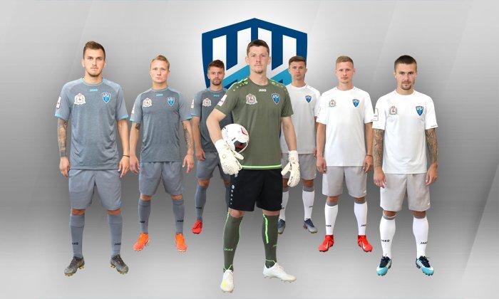 ФК «Нижний Новгород» выйдет на матч с «Шинником» в новой форме - фото 1