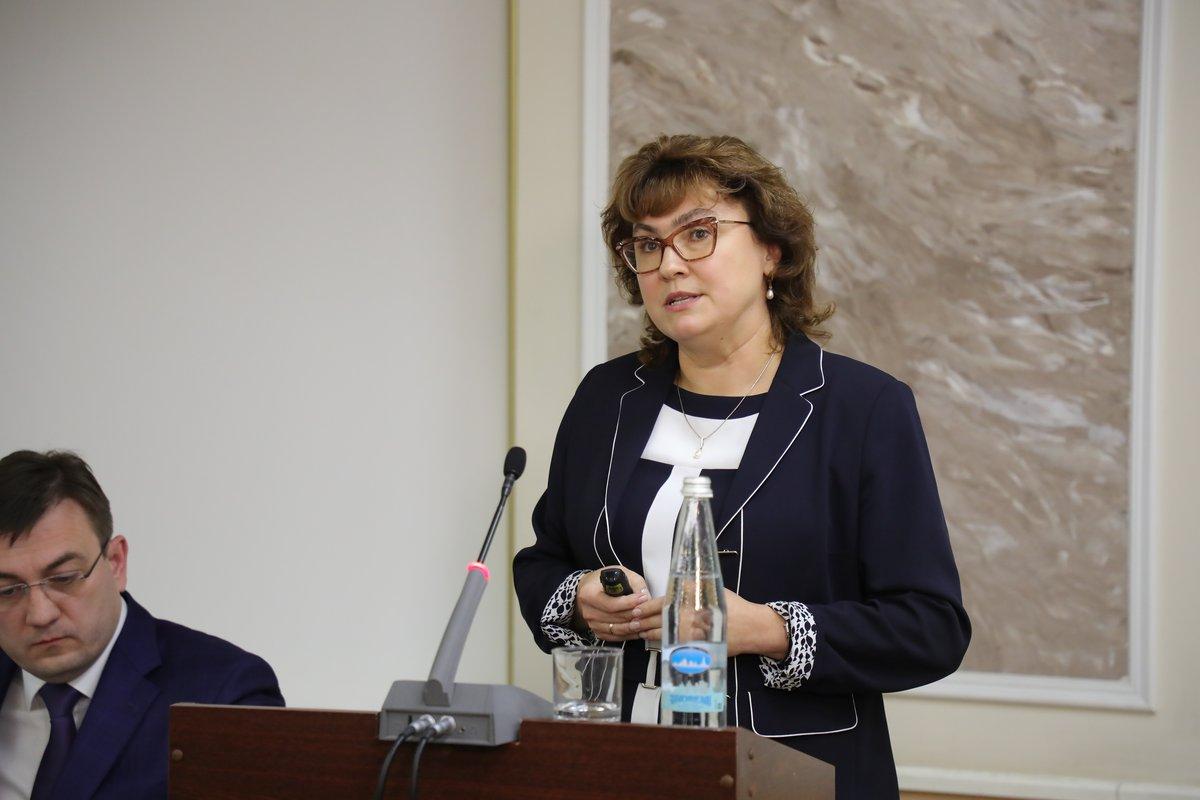 Врио ректора ННГУ назначена Елена Загайнова - фото 1