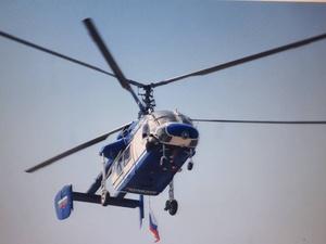 Росгвардейцы рассмотрели с вертолета пенсионерку, пропавшую три дня назад в Навашинском районе