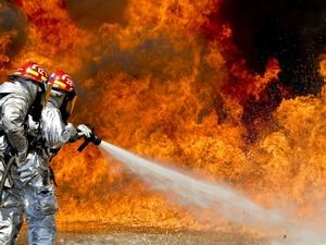 47% лесных пожаров в Нижегородской области произошло по вине человека