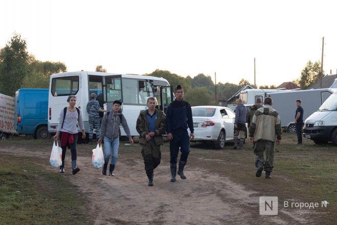 «Мы будем искать столько, сколько нужно»: россияне три дня искали Зарину Авгонову в Нижегородской области - фото 9