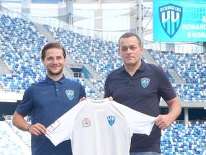 Игорь Горбунов вернулся в нижегородский футбол
