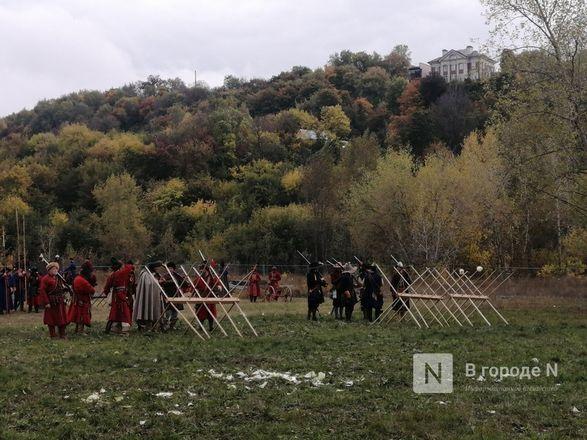 Нижегородцы стали участниками средневекового сражения  - фото 16