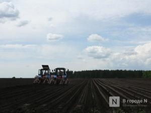 Сев основных сельхозкультур завершился в Нижегородской области