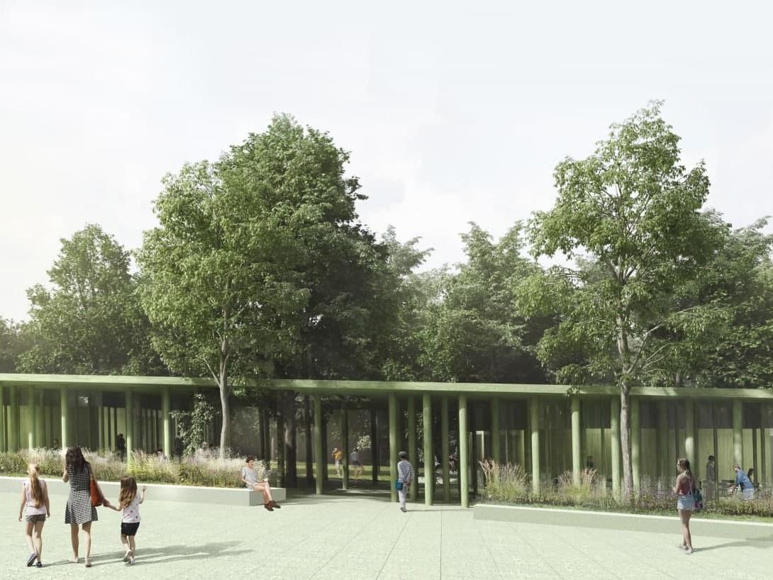 Комплекс новых кафе появится на месте старых ресторанов в нижегородском парке «Швейцария»