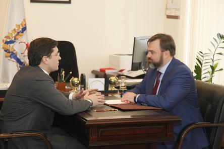 Управляющим делами правительства Нижегородской области назначен Андрей Бетин