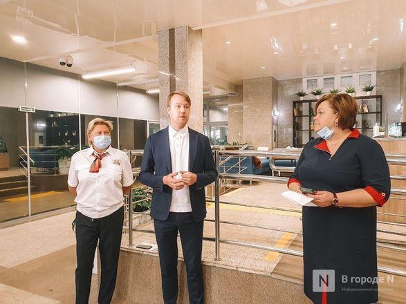 Отдохнуть и провести конференцию: новые залы открылись для пассажиров железнодорожного вокзала Нижний Новгород - фото 3