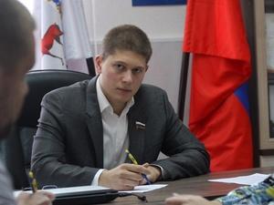 Никита Сорокин отказался от депутатского мандата