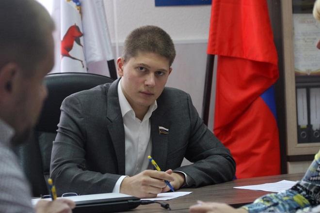 Александр Прудник комментирует объявление Олега Сорокина осложении полномочий депутата Законодательного собрания