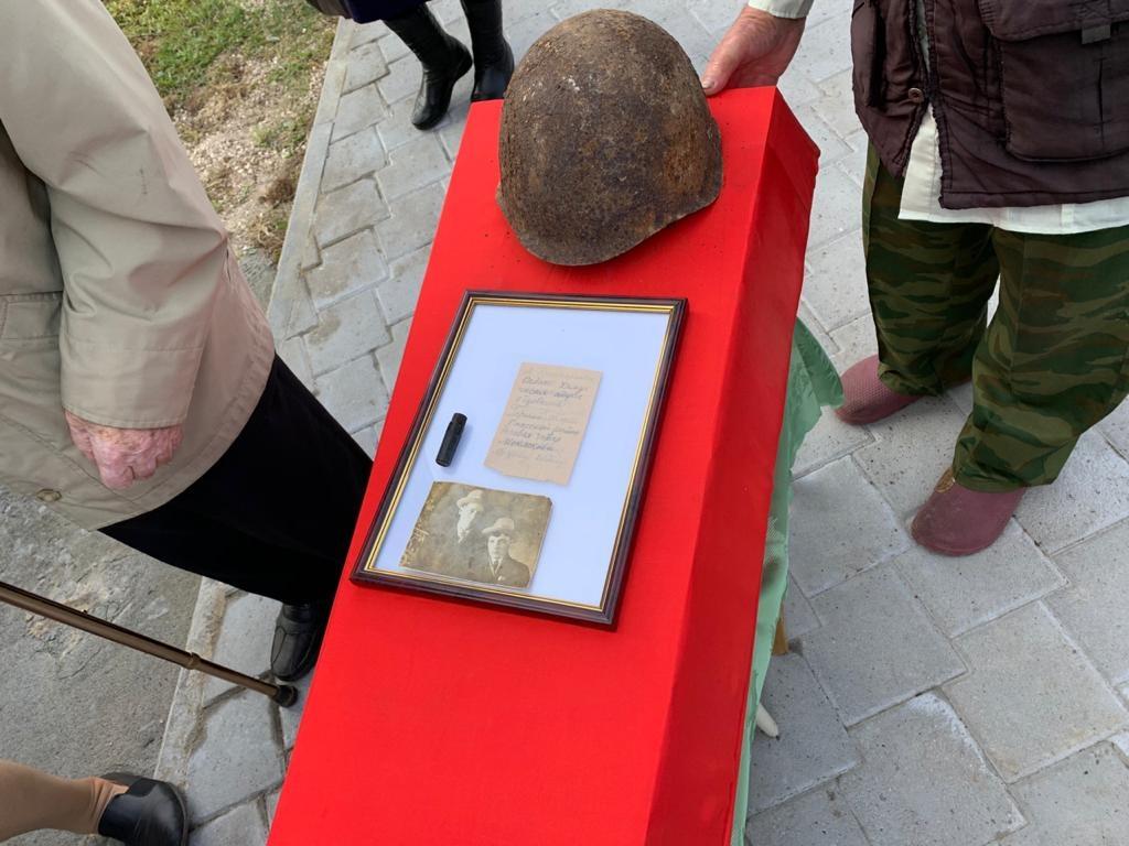 Погибшего воина-горьковчанина похоронили на Родине спустя 79 лет - фото 1