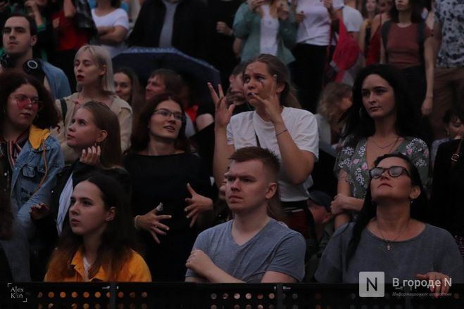 Над Нижним Новгородом прозвучал «Рок чистой воды»: люди, музыка, экология - фото 29