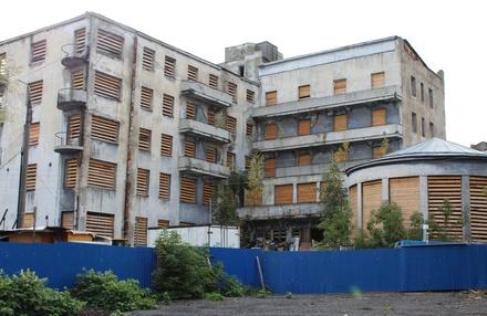 Судьба «Дома чекиста»: здание могут изъять у собственика (ФОТО)