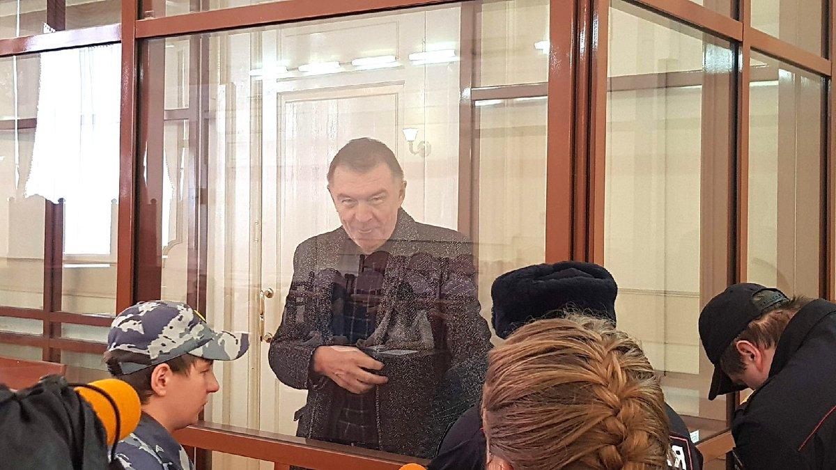 Андрея Климентьева оставили под стражей до конца года - фото 1