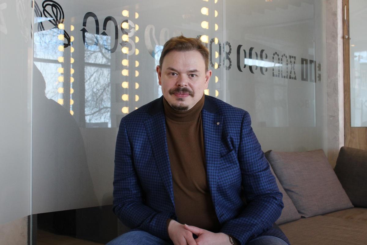 Директор Школы 800 Сергей Злобин: «Мы не просто строим новую школу, но и создаем новое образовательное пространство» - фото 1