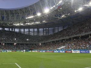 Недовольный свист и возмущенные возгласы: как зрители следили за матчем «Нижний Новгород» — «Луч»