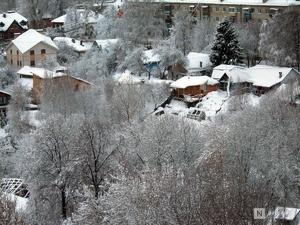 Зима придет в Нижний Новгород на этой неделе