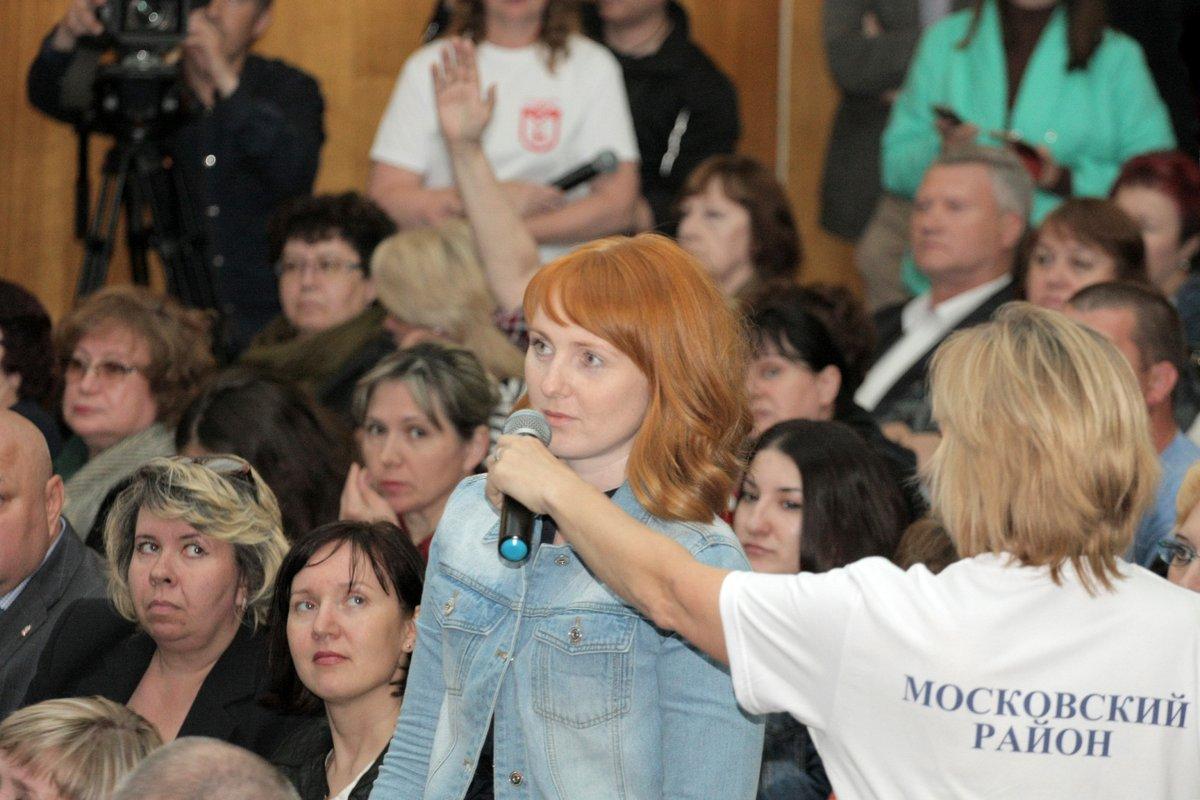 Владимир Панов снова приедет на встречу с жителями Московского района - фото 1