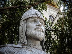 Эскизы проектов памятника Александру Невскому показали нижегородцам