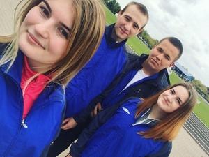 Спортсмены Нижегородской государственной сельскохозяйственной академии вошли в состав сборной команды Нижегородской области на IX Всероссийском фестивале студенческого спорта