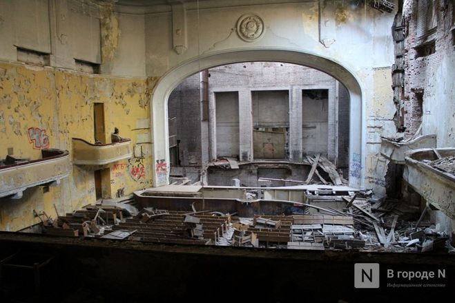 Здесь пела Пугачева: во что превратился нижегородский ДК имени Ленина  - фото 35