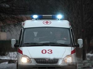При столкновении двух машин в Урене пострадала девочка-подросток