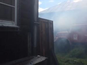 Уголовное дело возбуждено по факту гибели четырех человек на пожаре в Пильнинском районе