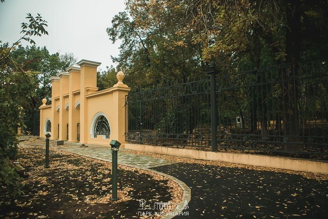 Благоустройство сквера «Первых маевок» в нижегородском парке «Швейцария» завершено - фото 1
