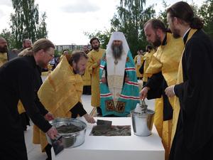 Храм святого воина Феодора Ушакова появится в Нижнем Новгороде