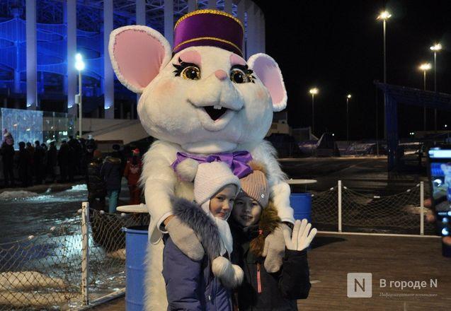 Ирина Слуцкая с ледовым шоу открыла площадку «Спорт Порт» в Нижнем: показываем, как это было - фото 14