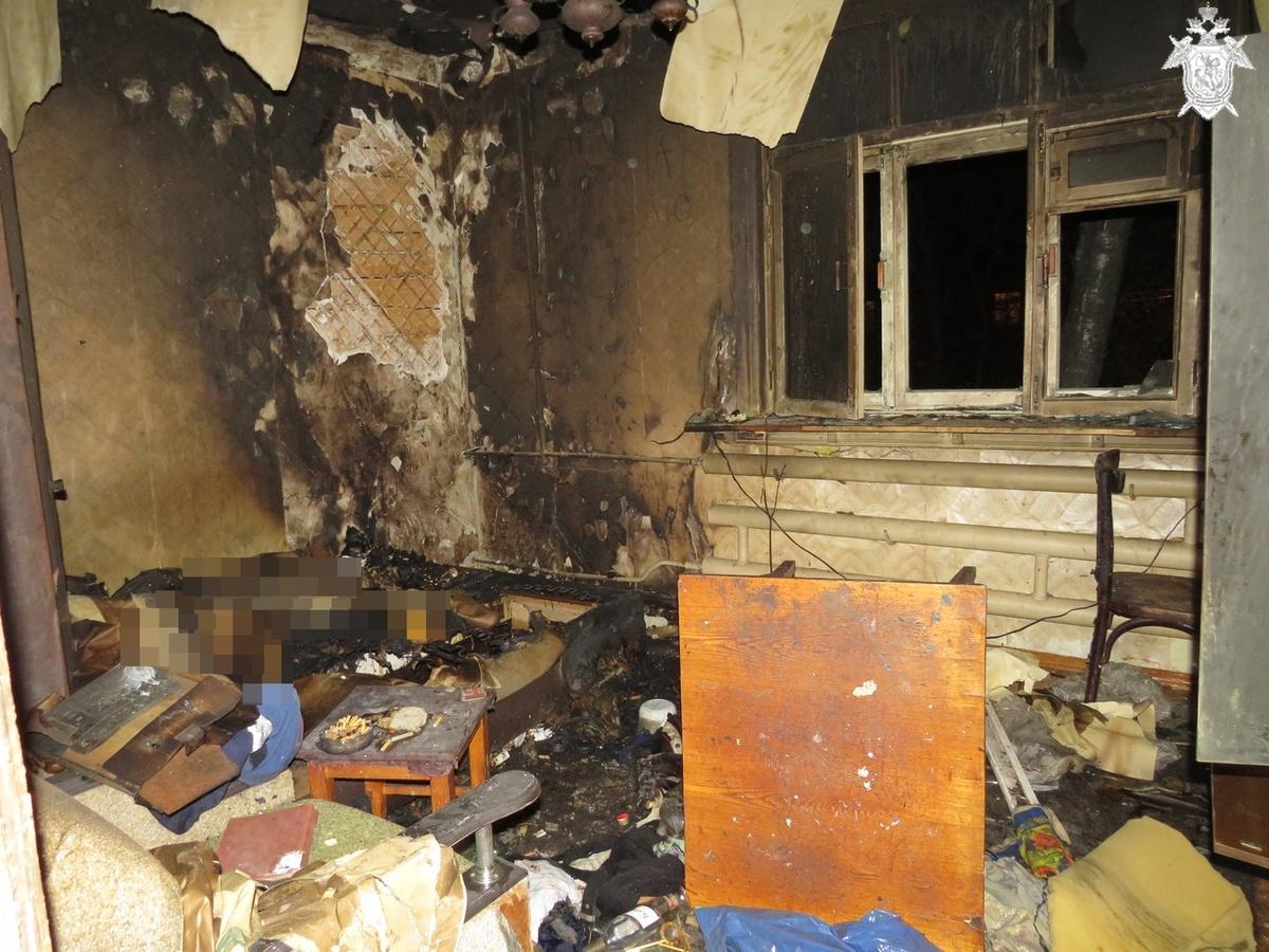 СК занялся расследованием гибели мужчины на пожаре в Сормове - фото 2