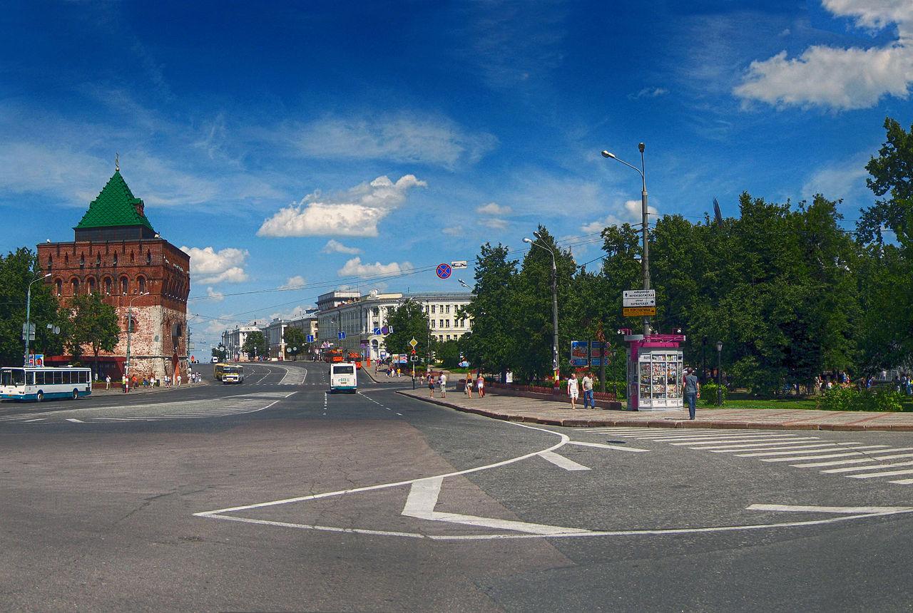 72 млн.  руб.  выделено наблагоустройство скверов наплощади Минина