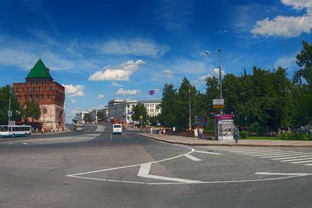 Площадь Минина в Нижнем Новгороде отреставрируют за 72 миллиона рублей