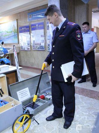 13 новых машин поступило на службу нижегородским сотрудникам ГИБДД - фото 18