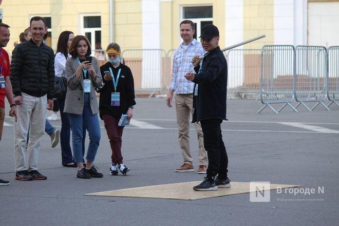 Молодость, дружба, творчество: как прошло открытие «Студенческой весны» в Нижнем Новгороде - фото 73
