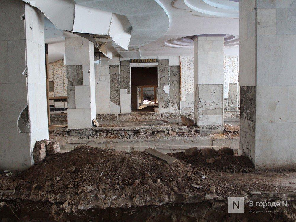 Прогнившая «Россия»: последние дни нижегородской гостиницы - фото 1